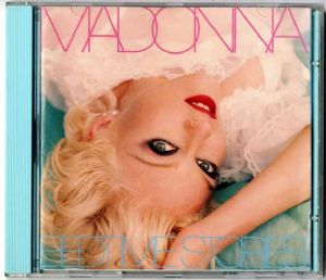 BEDTIME STORIES - (UPSIDE DOWN) USA CD ALBUM (1)